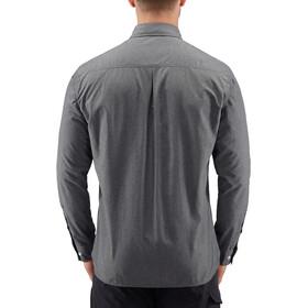 Haglöfs Vejan LS Shirt Herre magnetite